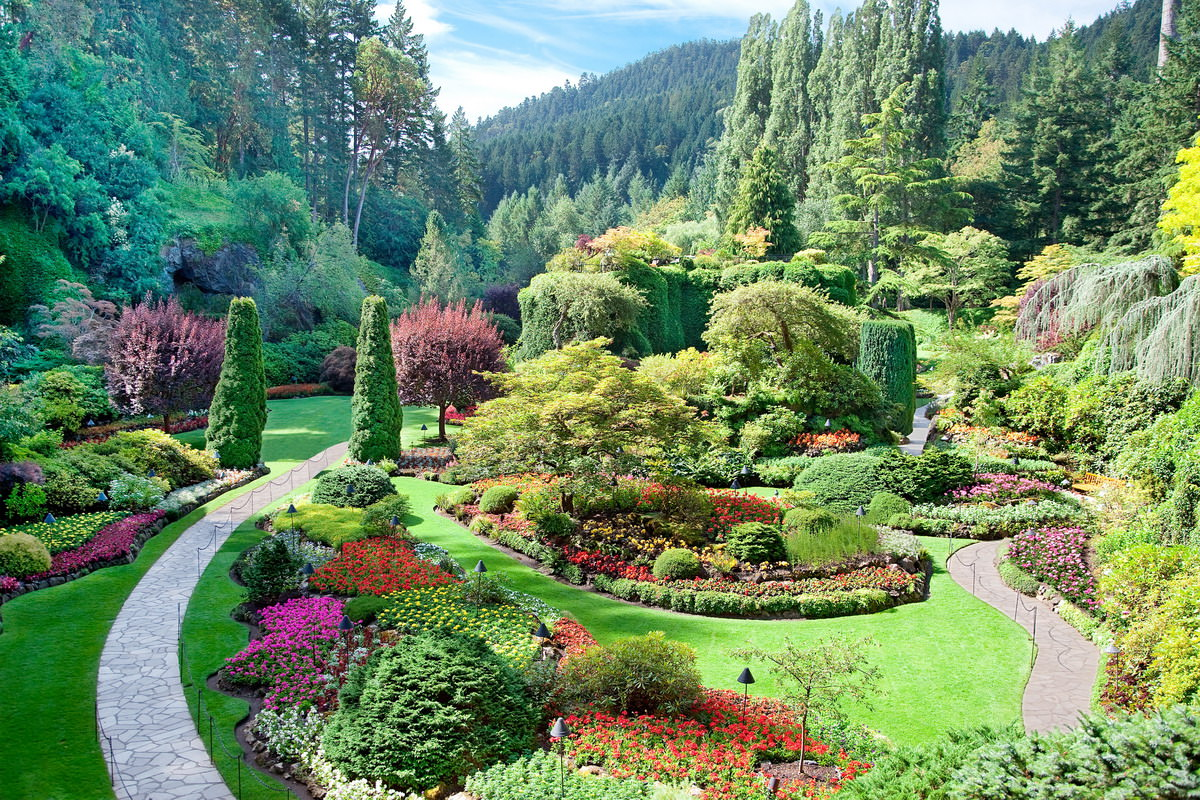 Victoria butchart gardens seaplane 10hrs book now thecheapjerseys Images